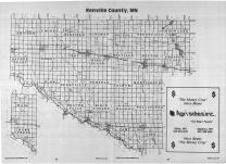Index Map, Renville County 1988